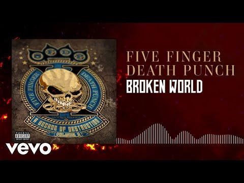 Five Finger Death Punch - Broken World (Audio)