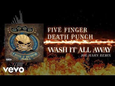 Five Finger Death Punch - Wash It All Away (Joe Hahn Remix) [Audio]