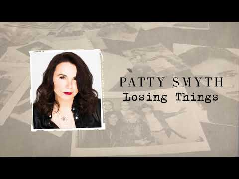 Patty Smyth - Losing Things (Official Audio Visualizer)