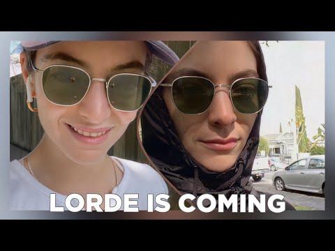 Lorde IG Stories - 08.10.20