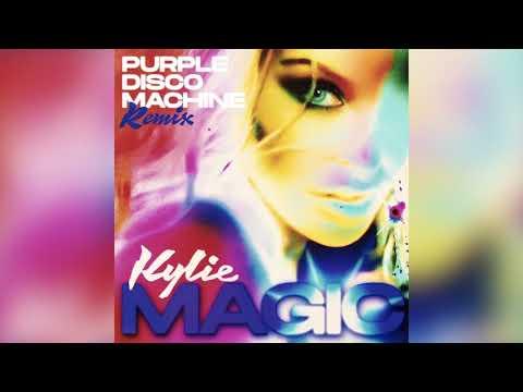 Kylie Minogue - Magic (Purple Disco Machine Remix) (Official Audio)
