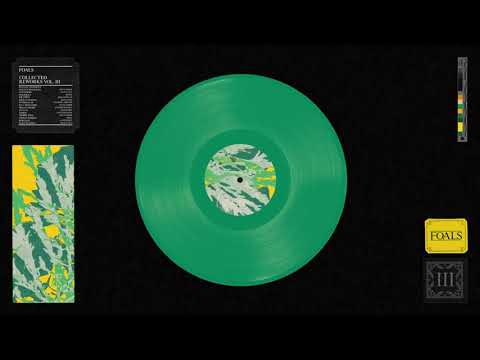 FOALS - Balloons [Kieran Hebden Remix] (Official Audio)