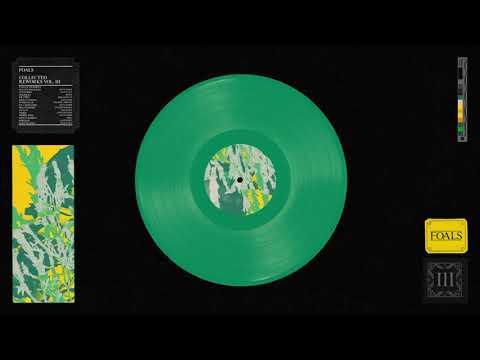 FOALS - Spanish Sahara [Mount Kimbie Remix] (Official Audio)