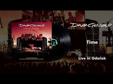 David Gilmour - Time (Live In Gdansk Official Audio)