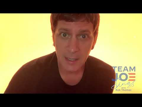Rob Thomas - #TeamJoeSings