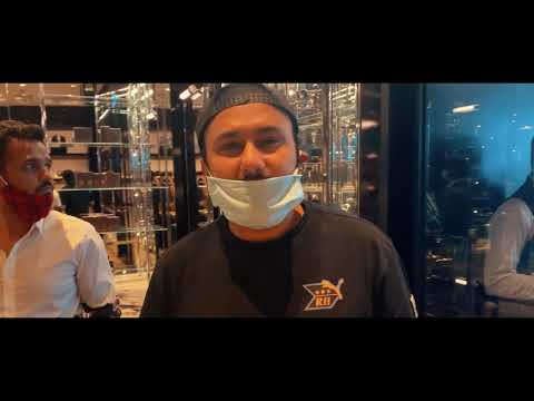 Yo Yo Honey Singh out shopping for Perfume after 6months | Yo Yo Honey Singh YoLogs
