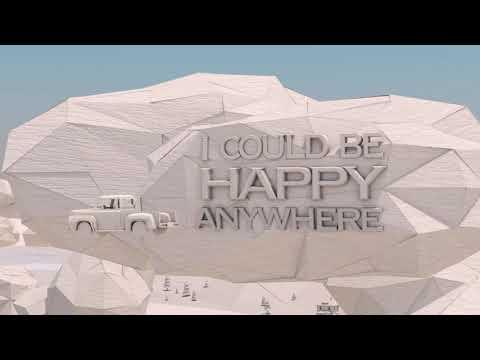 Blake Shelton - Happy Anywhere (feat. Gwen Stefani) (Lyric Video)