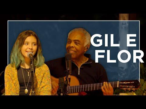 DE AVÔ PRA NETA | Norte da Saudade [Goodbye My Girl] | GILBERTO E FLOR GIL
