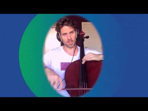 live cello improvisation