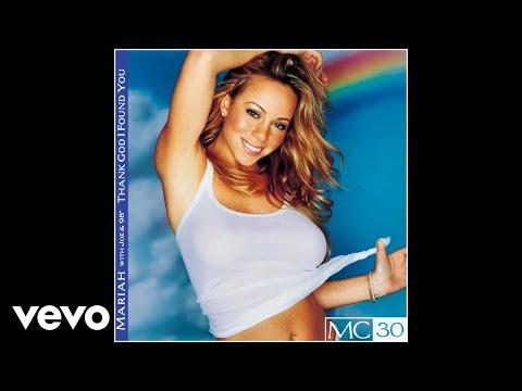 Mariah Carey - Thank God I Found You (Celebratory Mix - Official Audio) ft. Joe, 98°