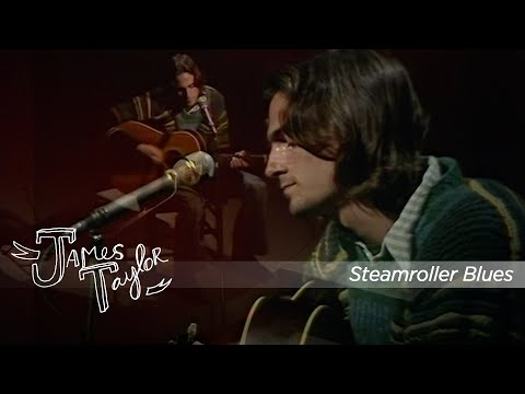 James Taylor - Steamroller Blues (BBC In Concert, 11/16/1970)