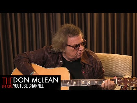 Don McLean previews Backwater Blues - from his new album Still Playin' Favorites!