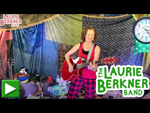"""""""Pajama Time!"""" by The Laurie Berkner Band 