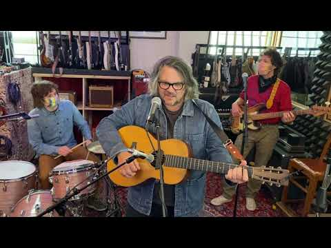 "Jeff Tweedy performs ""God"" by John Lennon"