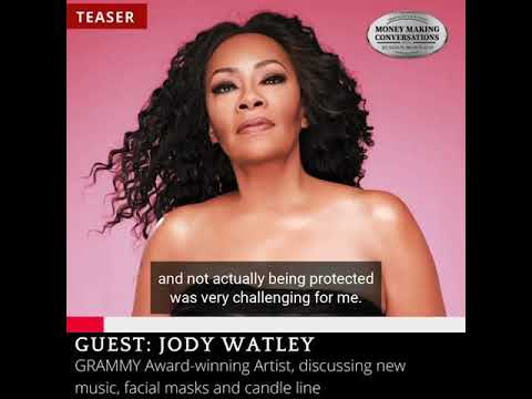 Jody Watley - Guests On Rushion McDonald's Money Making Conversations