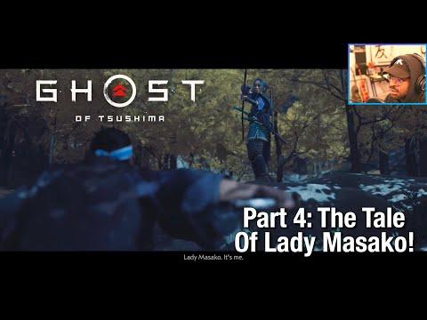 R.LUM.R Plays Ghost Of Tsushima: Lady Masako Part 1
