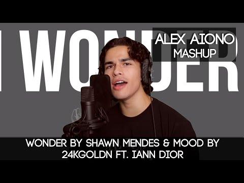 Wonder by Shawn Mendes & Mood by 24kGoldn ft. Iann Dior | Alex Aiono Mashup