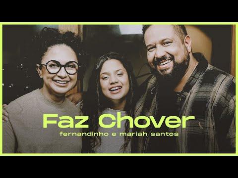 Fernandinho + Mariah Santos | Faz chover [EP Se Tiveres Fé]