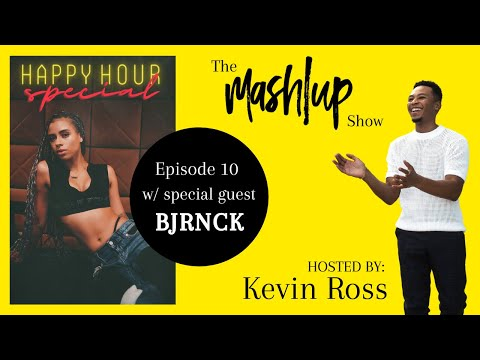 """BJRNCK Sings Brandy, Usher & Keeps It """"Real"""" on a special Happy Hour edition of The MASH