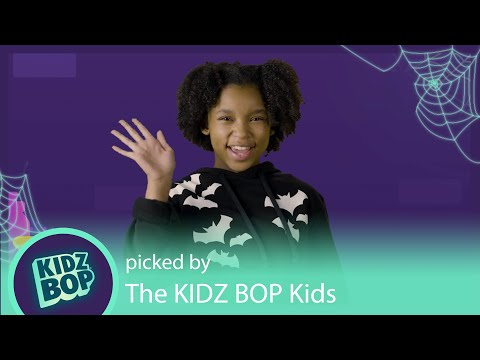 Introducing: Halloween Hits from KIDZ BOP & YouTube Kids!