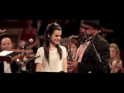 2013 lover man ANDREA MOTIS JOAN CHAMORRO & SIMFONICA DEL VALLES ( RUBEN GIMENO DIRECCION )