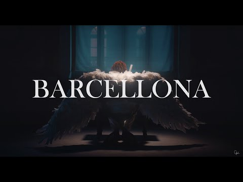 Ghali - Barcellona (Official Video)
