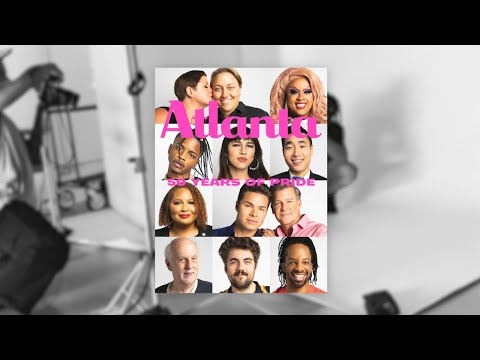 Damez Covers 'Atlanta Magazine' October 2020