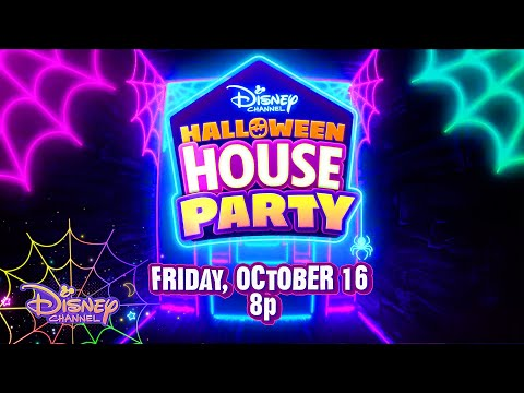 It's Coming! | Disney Channel Halloween House Party | Disney Channel