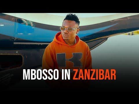 Mbosso in Zanzibar