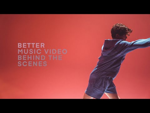 The Vamps - Better (Music Video Behind The Scenes)