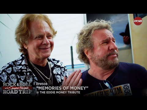 Rock & Roll Road Trip Episode 508 Sneak Peek @ Eddie Money Tribute