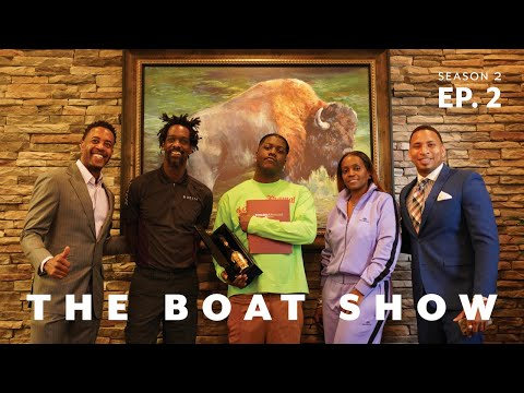 New Crib | The Boat Show S2 Ep. 2