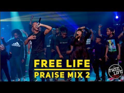 "Canton Jones ""The Free Life Praise Mix 2"""
