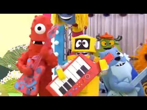 Yo Gabba Gabba 211 - Band | Yo Gabba Gabba! Official