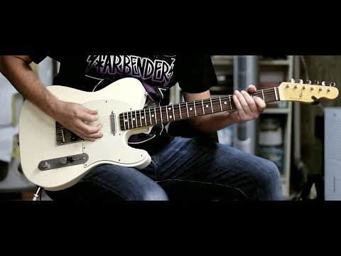 Ride the Cliché .:: Stone Temple Pilots   Guitar Cover   Nash T63