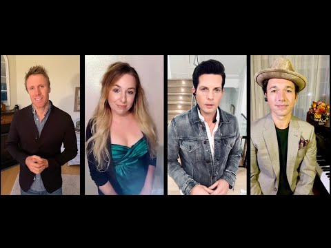 The Tenors and Alicia Del Vecchio Perform The Perfect Gift