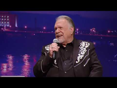 """Gene Watson - """"Farewell Party"""" & Interview (Live on CabaRay Nashville)"""