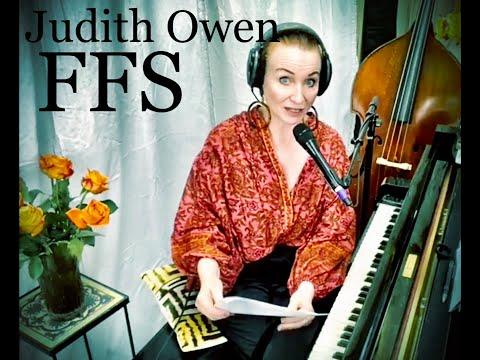 """Judith Owen FFS! Live  """"Some Kind Of Comfort"""" part 3. October 11, 2020"""