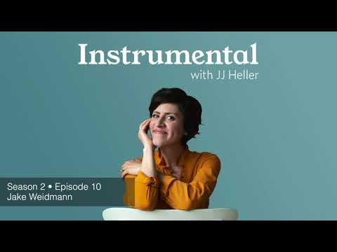 Instrumental with JJ Heller - Season 2 • Episode 010 - Jake Weidmann
