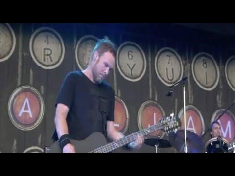 Pearl Jam - Why Go - Hyde Park (2010)