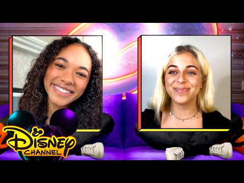 International Day of the Girl | Virtual Chats with Ariel and Trevor | Disney Channel