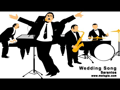 Sarantos Our Wedding Song Music Video (no subtitles) - new easy listening song
