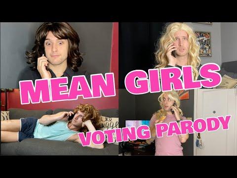 Voting is FETCH- Mean Girls Parody