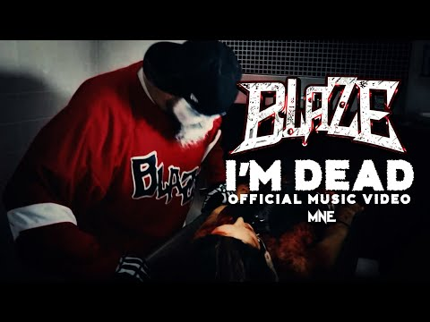 Blaze Ya Dead Homie - I'm Dead (Official Music Video)