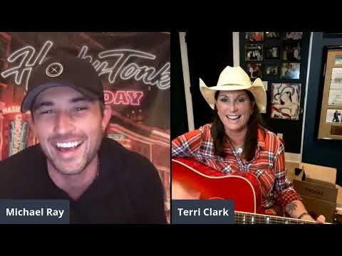 Terri Clark Joins Michael Ray | HonkyTonk Tuesday - 10/13/20
