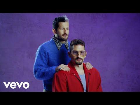 Mau y Ricky - La Grosera (Official Video)