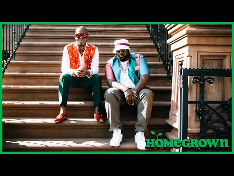 Smoke DZA & Dapper Dan talk fashion, the next Harlem MC + the JAY-Z & Fat Joe Beef | Homegrown Ep.1
