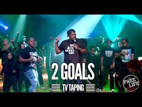 "Canton Jones ""2 Goals"" TV Taping"