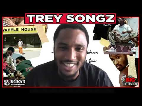 Trey Songz in the Big Interview