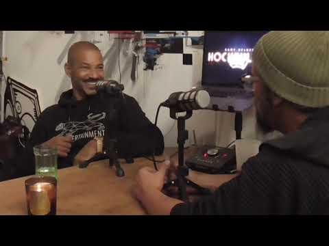 Samy Deluxe - Hochkultur Podcast #11 (Tyron Ricketts)